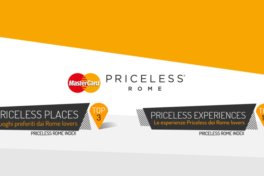 Mastercard – Priceless | infographic