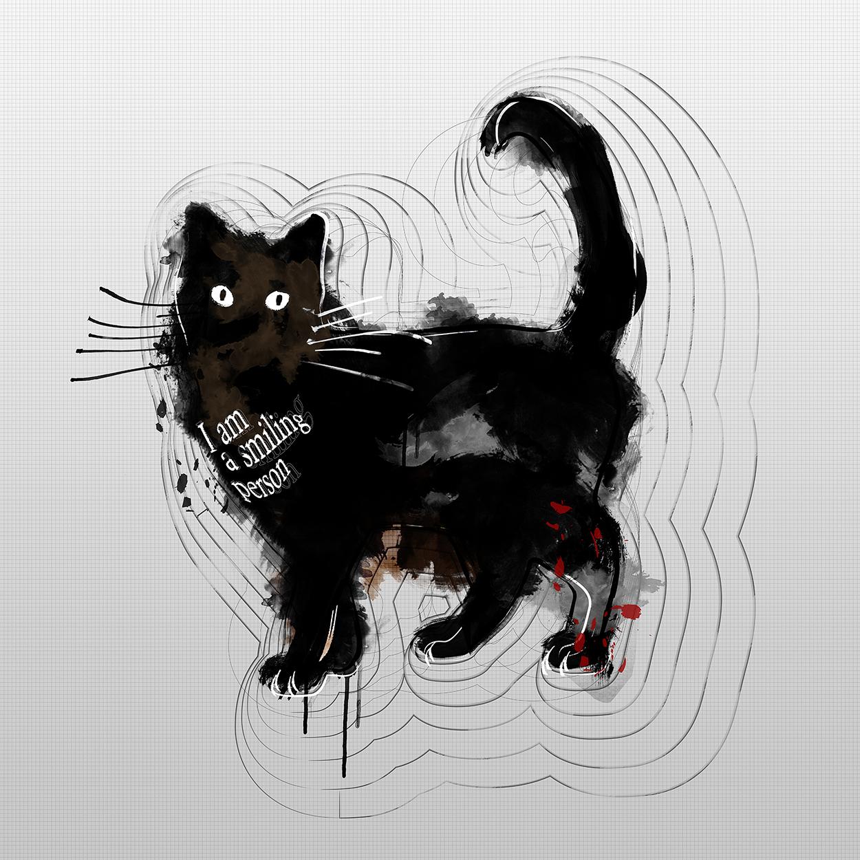 Ink_animal – mood